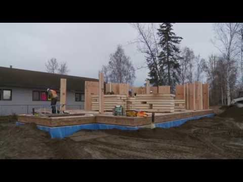 Building with SIPs in Alaska