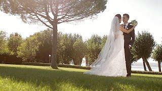 Свадьба за границей Италия