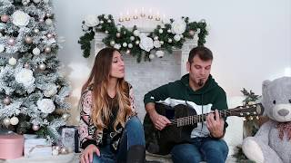 Rockin' Around The Christmas Tree - Brenda Lee (Double Chick 1 minute / acoustic cover)
