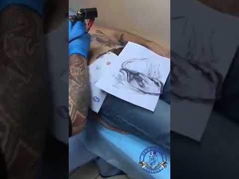 Татуировка Тату салон NewStream TATTOO Краснодар