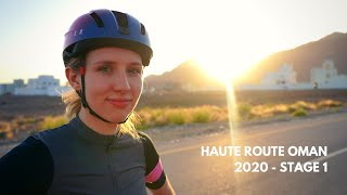 Haute Route Oman 2020 - Stage 1 (6th March)