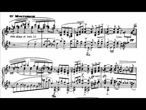 Collard plays Ravel  Pavane pour une inte défunte