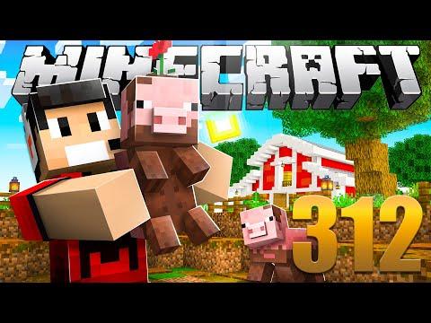 O Chiqueiro Automático - Minecraft Em busca da casa automática #312