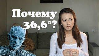 ТОП 5 причин Почему у нас температура тела 36,6°?