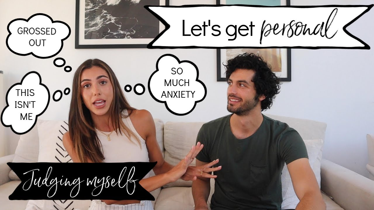 Let's Get Personal | Anxiety, Finding Myself, & Self Love | Sami Clarke