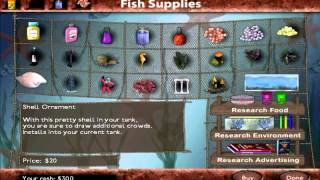 fish tycoon cheats