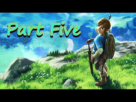 Breath of the Wild | The Hero They Need | Part Five | Live Let's Play