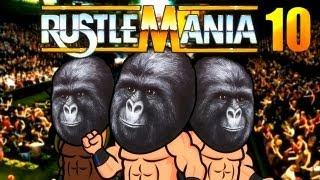 Legends of Wrestlemania - Rustlemania 10