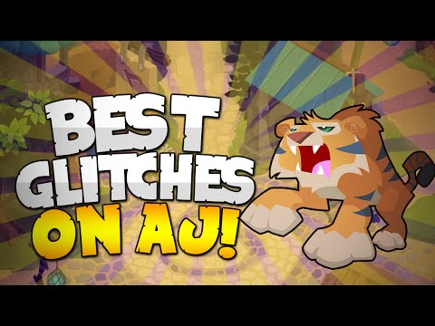THE BEST ANIMAL JAM GLITCHES! (Working 2016)
