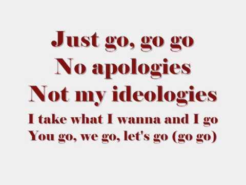 Hanna Pakarinen - Go go with lyrics