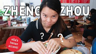 What Does the LARGEST CITY of Henan Eat?! China Food EXTRAVAGANZA