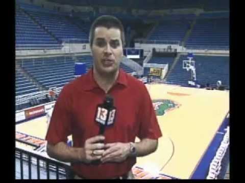 Florida Basketball prepare for SEC Tournament