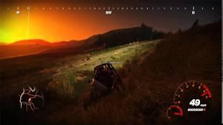 Jugando Fuel pc/ Fuel pc Gameplay