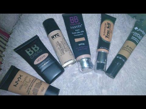 bases de maquillaje economicas y buenas