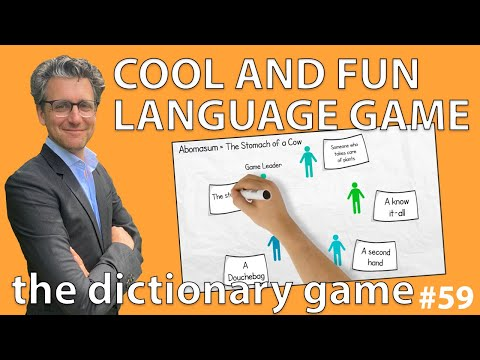 Language Game - The Dictionary Game #59