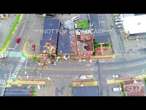 08-04-18 Webster, MA - Confirmed Tornado Damage