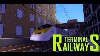 Roblox TerminalRailways Tgv Duplex-Absturz