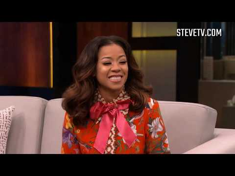 Keyshia Cole On What She Looks For In A Man