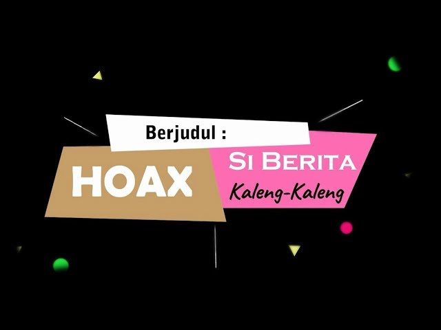 HOAX - Si Berita Kaleng-Kaleng | ZeroTV - Drama Film