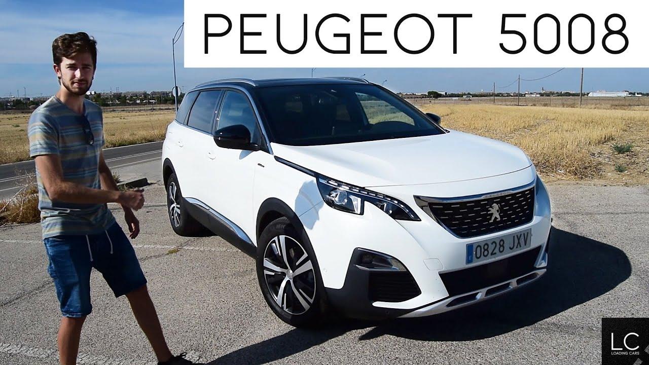Peugeot 5008 Review En Español Loadingcars Youtube