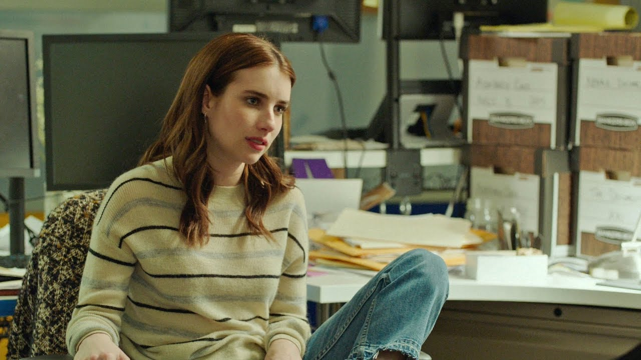 Emma Roberts | Who We Are Now Clip 2/3 [1080p]