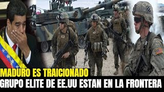 EE.UU LE TIENE UN REGALO SORPRESA A NICOLAS MADURO  VAN A IR AL PALACIO DE MIRAFLORES ANUNCIA GUAIDO