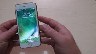 Пропал звук на IPhone 7 РЕШЕНИЕ