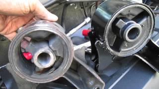 1999-2004 Honda Odyssey Engine Mount Replacement