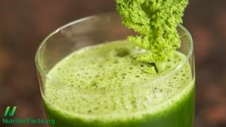Smoking Versus Kale Juice