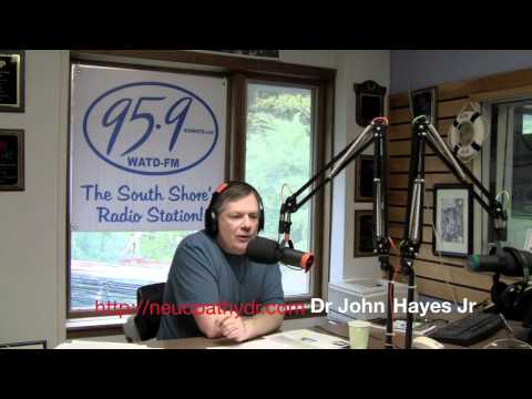 Meditation And Neuropathy? Yes! Dr Hayes Interviews Author Mal Duane