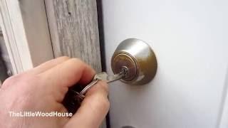 Best Way to Lubricate a Door Lock