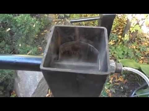 Как устроен дымогенератор
