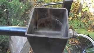 Дымогенератор Коптилов для холодного копчения