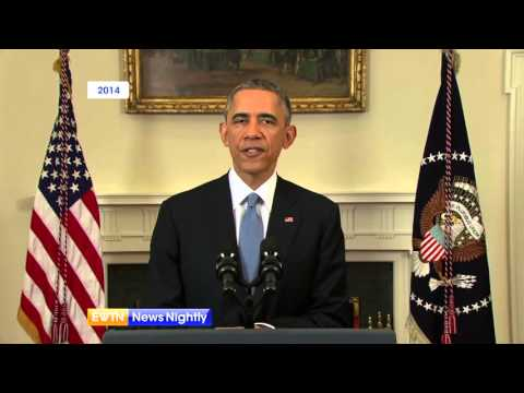 President Obama and President Castro Meet on U.S. Soil