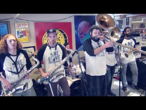 ONE LOVE BRASS BAND @ LOUISIANA MUSIC FACTORY 2016