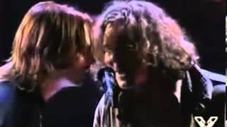 neil young and pearl jam keep on rockin in the free world lyrics mtv music video award ceremony