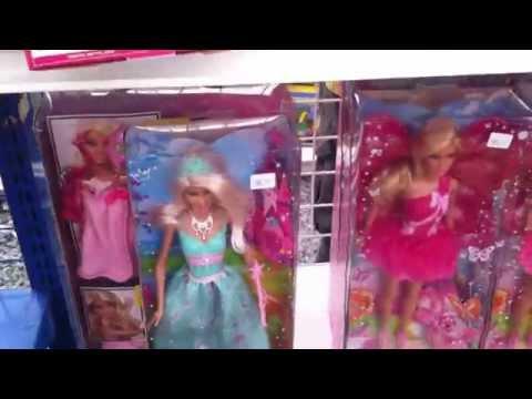 รีวิวตุ๊กตาบาร์บี้ งานของเล่นเด็กลดราคา | Barbie on Sales Review
