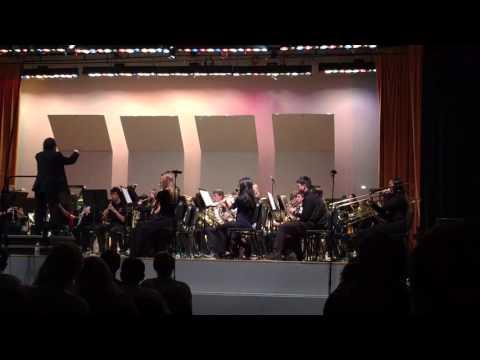 Ventura county Honor Band song 1