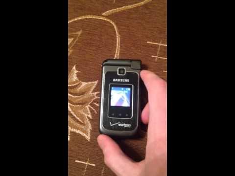 Samsung sch u750 verizon