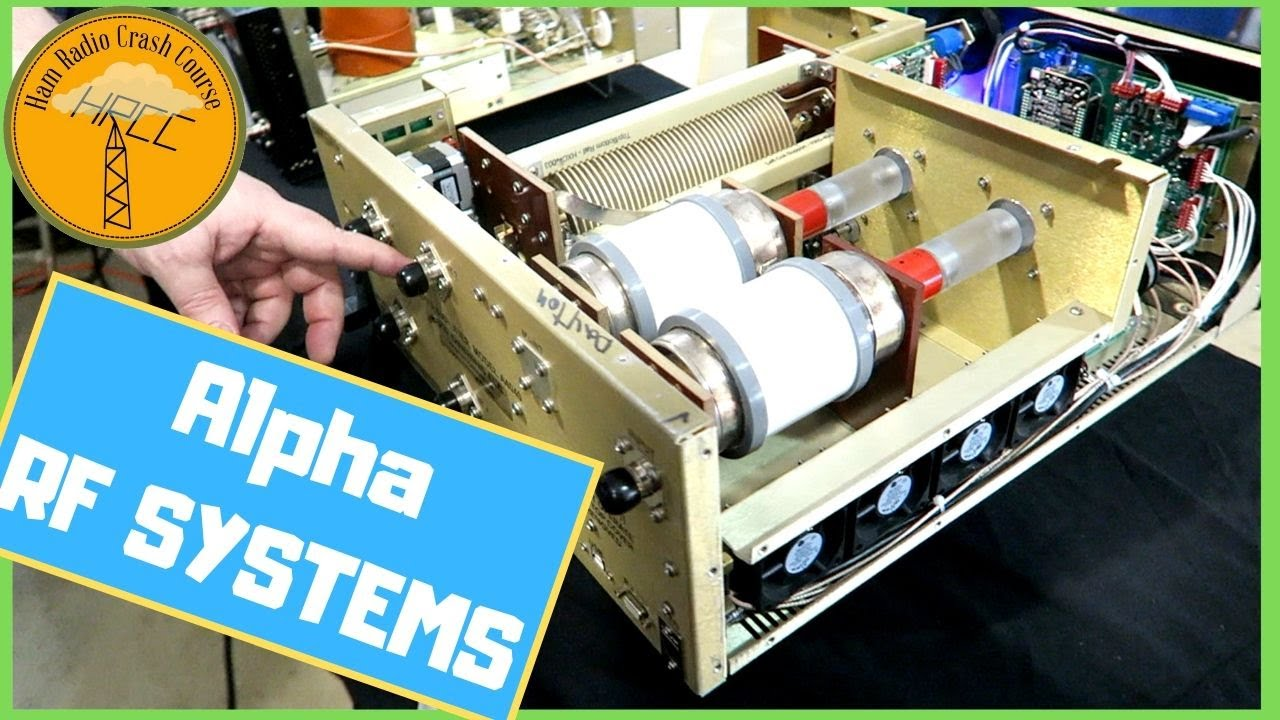 Whats new from ALPHA RF Systems