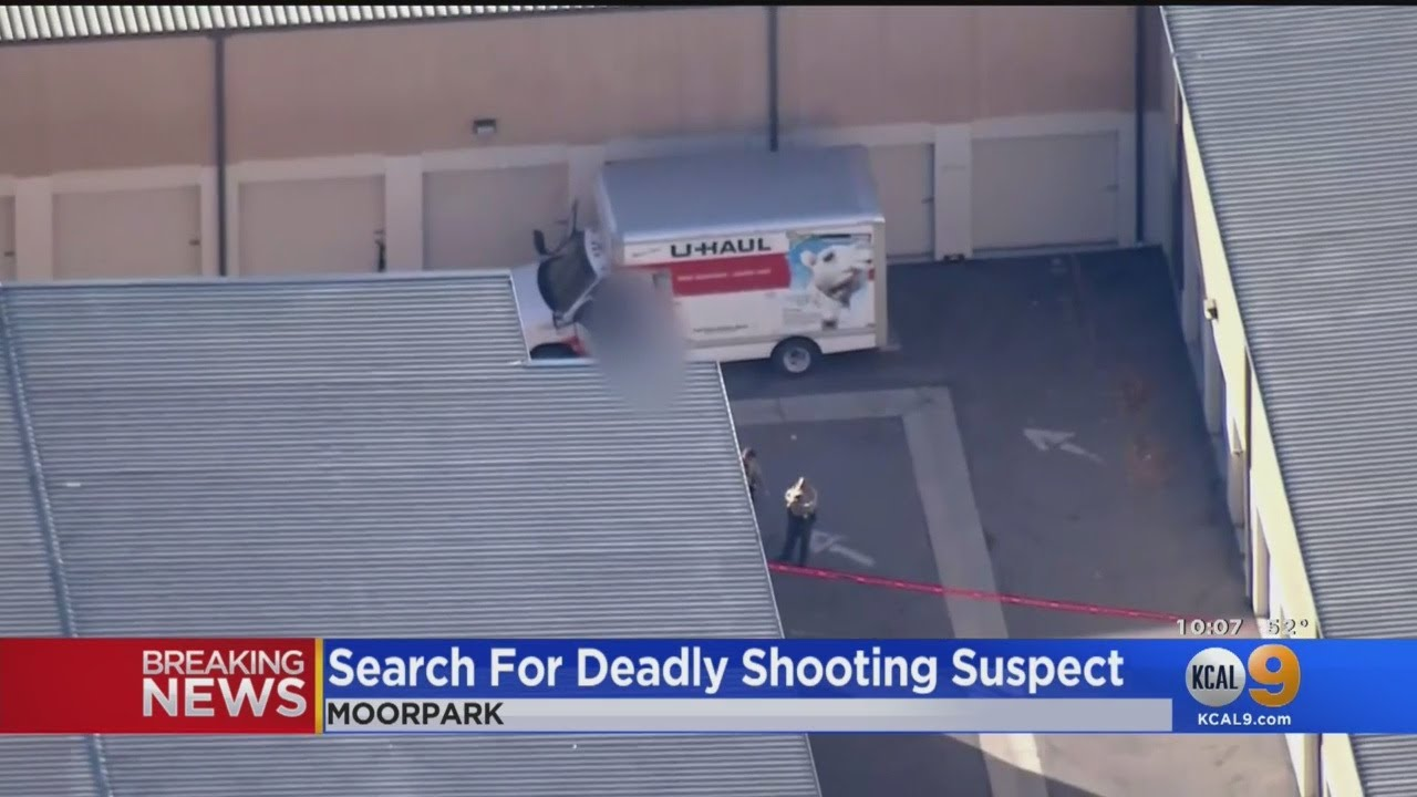 Moorpark Apartment Complex Under Lockdown As Police Wait For Search Warrant In Connection With Shoot