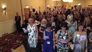 NON NOBIS DOMINE  Warrington High School for Girls Grand Reunion