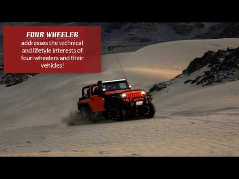 ValueMags Four Wheeler Digital Promotion