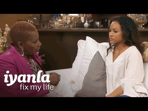 Karrueche Tran on Her Love Triangle with Chris Brown and Rihanna | Iyanla: Fix My Life | OWN