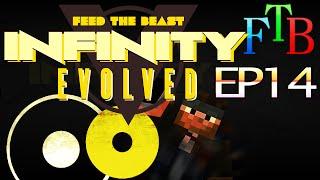 Advanced Mining | FTB Infinity Evolved | Ep.14