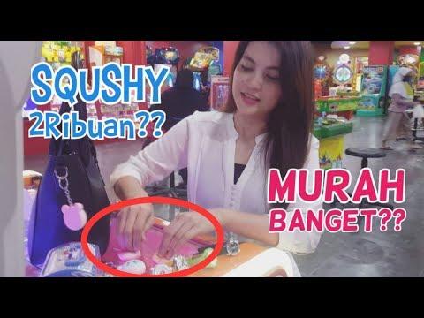 SQUISHY MURAH DUA RIBUAN!! Di Mesin Capit Squishy FUNCITY Mall Slipi Jaya Jakarta Barat