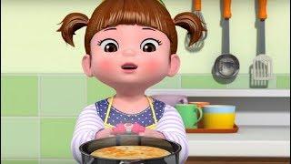 Блинчики и праздники  - Консуни мультик (серия 44) - Мультфильмы для девочек - Kids Videos