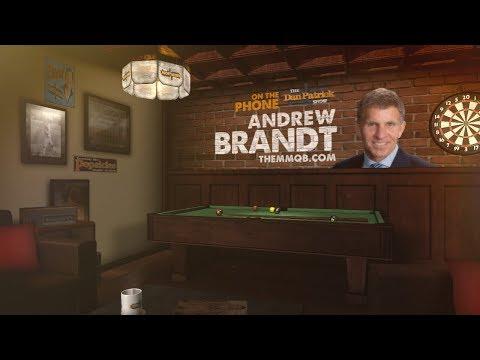 MMQB's Andrew Brandt on SCOTUS Lifting Ban on Sports Gambling | The Dan Patrick Show | 5/14/18