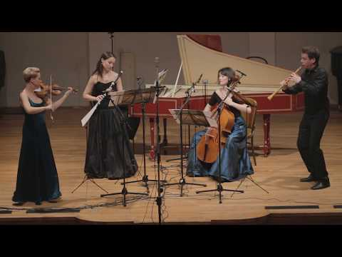 Georg Philipp Telemann  - Musique de Table quartet in G major - Croatian Baroque Ensemble mp3