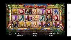 IMHOTEP MANUSCRIPT SLOT €5.40 AND €9.00 STAKE GAMEPLAY!!